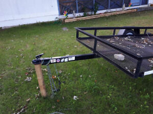 6x9 Trailer! for hauling toys! Excellent condition rarely used!