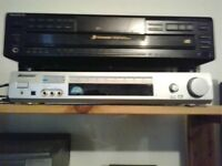 cd player & audio video receiver
