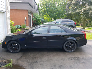 2007 Cadillac cts manual six speed for sale