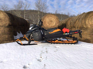 2013 ski doo summit 800 xm 154