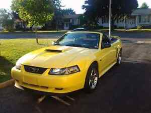Ford mustang 2003 gt a vendre