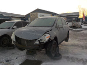 2007 Nissan Versa Now Available At Kenny U-Pull Cornwall