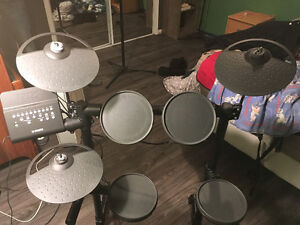 Yamaha DXD electric drums