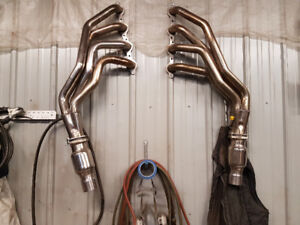 Headers Stainless pour moteur LS