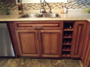 Customized Cabinets at Very Reasonable Prices. Free Quote!