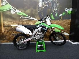 Kawasaki KXF 450 Motocross bike Clean example