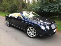 Bentley Continental GTC 6.0 MULLINER DRIVING SPEC PETROL MANUAL 2008/08