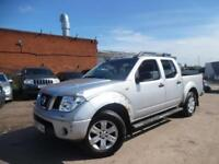 NISSAN NAVARA OUTLAW 2.5 dCi 4X4 FULL HISTORY