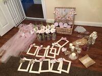 Wedding bundle handmade items