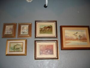 Pictures or Wall Hangings