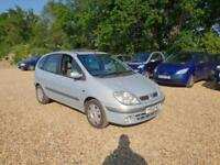 2002 Renault Scenic 1.6 16v Expresion 7 Months MOT Full Service History 8 Stamps