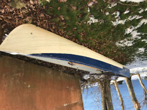 Used 14 Foot Aluminum Boat with Electric Motor