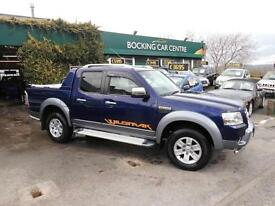 Ford Ranger 3.0TDCi ( 156PS ) 4x4 Wildtrak Double Cab 4X4 DIESEL 2008 NO VAT