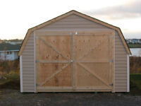 NEED  A SHED !