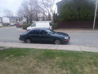 1998 Nissan Maxima GXE Sedan negotiable