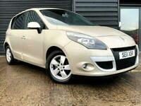 2011 Renault Scenic 1.5 DYNAMIQUE TOMTOM DCI 5d 110 BHP MPV Diesel Manual
