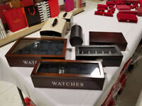 gift boxes,bags,watch boxes and organizers on sale