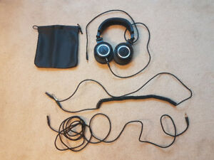 Audio Technica ATH-M50X Studio Monitors/Headphones