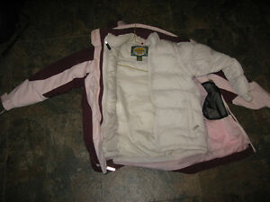 Cabela's girl's 4 in 1 jacket size medium - size 10/12