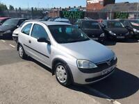 Vauxhall/Opel Corsa 1.0i 12v Club * MAY 18 MOT * BARGAIN *