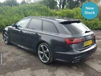 2016 Audi A6 2.0 TDI Ultra Black Edition 5dr S Tronic ESTATE Diesel Automatic