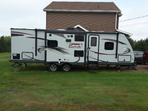 2014 Coleman 271RB Travel Trailer
