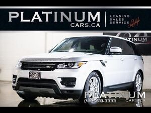 2015 Land Rover Range Rover Sport SUPERCHARGED, NAVI,