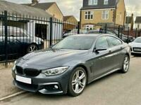 2014 BMW 4 SERIES GRAN COUPE 2.0 420d M Sport Gran Coupe (s/s) 5dr Hatchback Die
