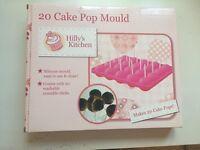 Pop cake mould