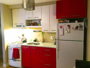 1 bedroom amazing location in the southend! ALL INCL