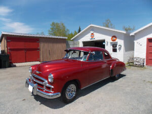 1950 chevy businessman coupe