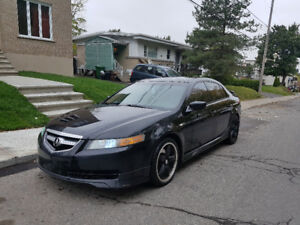 2004 Acura TL A-SPEC Berline