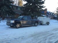 Cheap sort of reliable truck and trailer combo