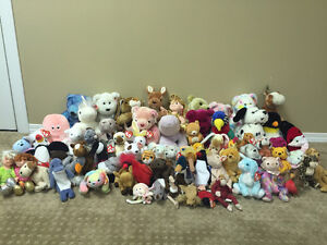 TY BEANIE BABY / BEANIE BUDDY COLLECTION