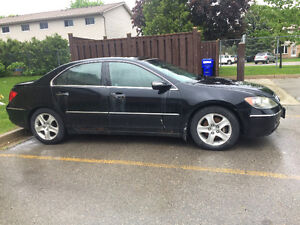 Acura 2005 RL parts for sale or buy as it is.