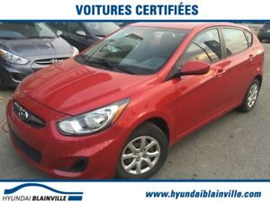 Hyundai Accent BAS KILO, USB, FREIN ABS, ANTI-PATINAGE 2013