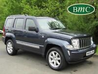2009 Jeep Cherokee 2.8 TD Limited 4x4 5dr