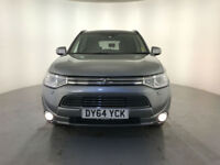 2014 MITSUBISHI OUTLANDER GX AUTO PHEV 1 OWNER SERVICE HISTORY FINANCE PX