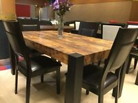Liquidation many styles in stock !! Dining tables - chairs