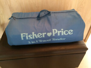 Fisher Price 3 in 1 Travel Tender