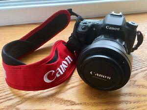 Canon 70D + 15-85mm lens + package Oakville / Halton Region Toronto (GTA) image 1