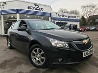 2012 Chevrolet CRUZE LT VCDI Manual Hatchback
