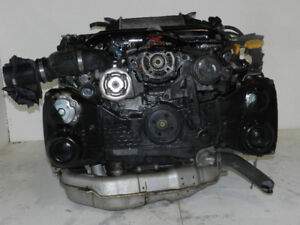2004 2006 JDM SUBARU LEGACY EJ20X EJ20Y TURBO WITH AVCS BP5