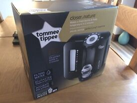 Tommee Tippee prep machine - brand new in sealed box