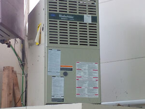 Propane-fired furnace or unit heater