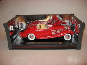 Maisto Model réduit Mercedes 500auto 1936 premiere edition