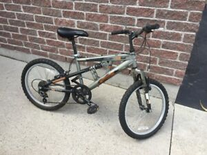 Mongoose BMX Bike