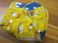New - Simpson Pocket Diaper (10-35 lbs) by Mama Bees Creations