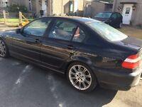 BMW 320d sport manual