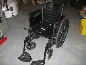 Size 16 wheel chair